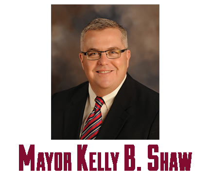 Mayor Shaw News Flash