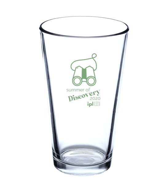SRP 2020 Collectable Glass