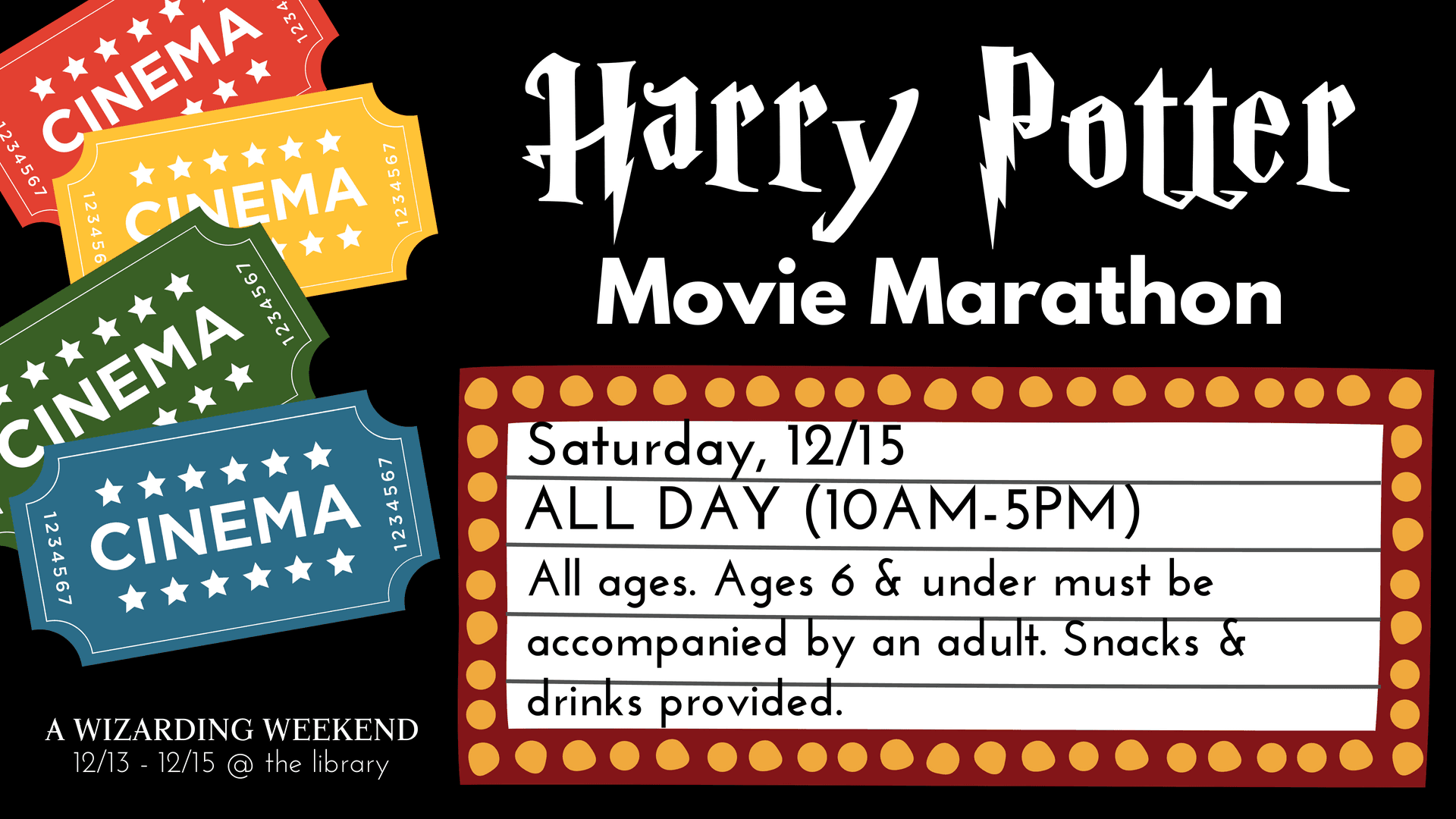 hp movie marathon fb