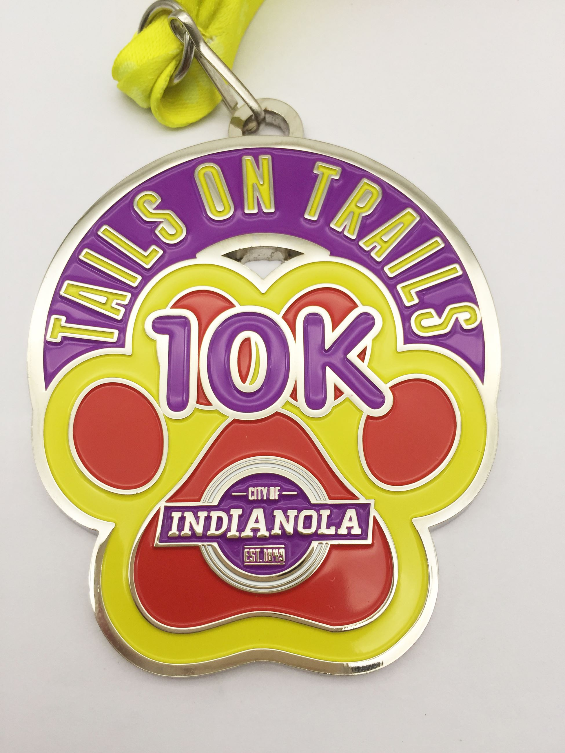 Tails on Trails 10K