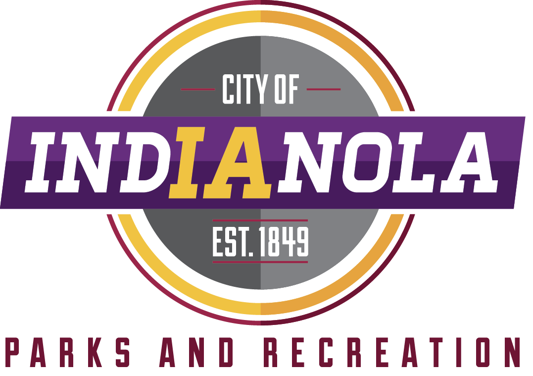 Indianola Parks and Recreation Logo