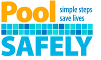 Pool Safety Tips Logo