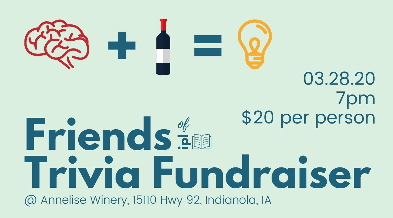 friends trivia fundraiser